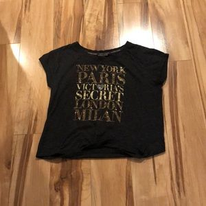 Victoria's Secret fashion show tee